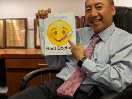 Steven J. Lee, MD - New York Magazine: Best Doctors 2019, Orthopedics
