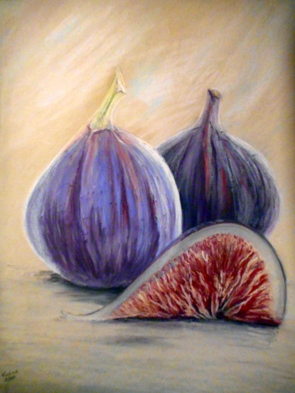 Figs pastel