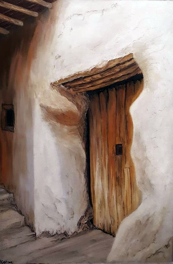 Kasbah Door Ben Haddou
