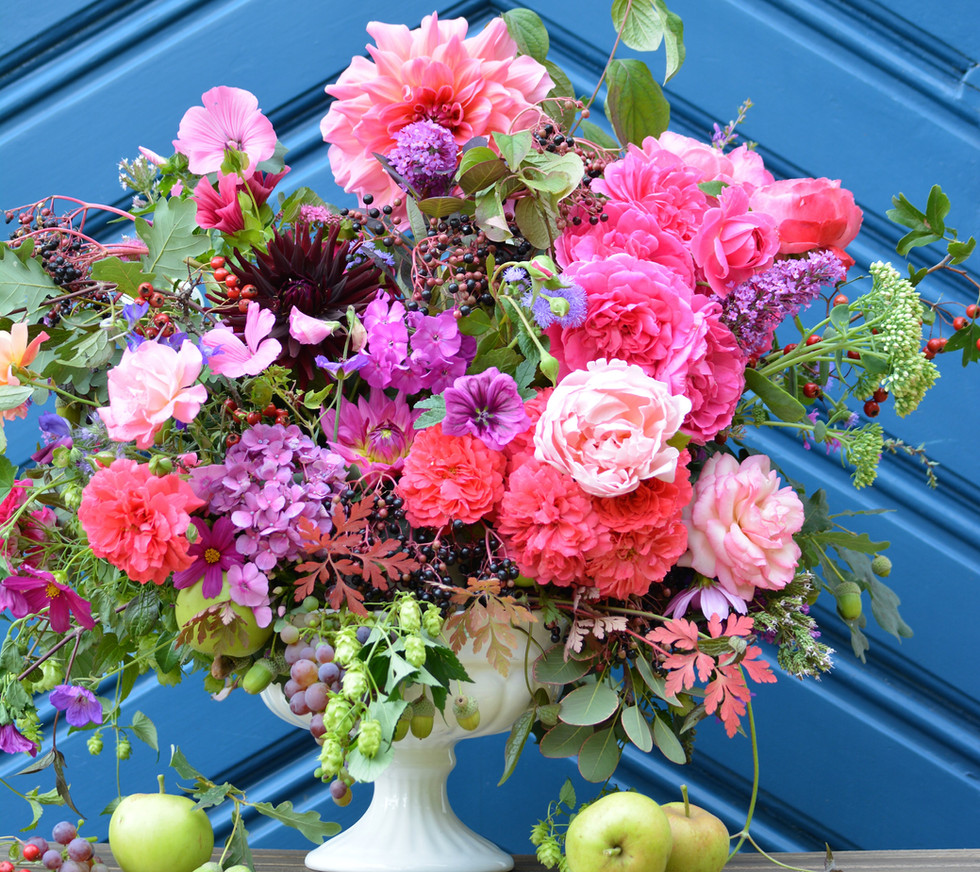 Florales Arrangement by Susanne Kruse