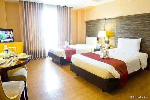 Lancaster Hotel - Manila