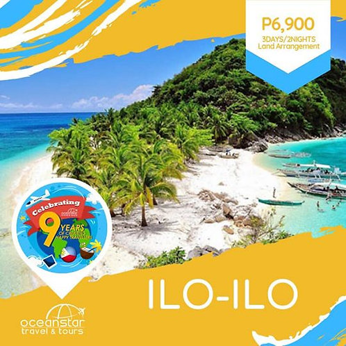 ILO-ILO WITH ISLA GIGANTES TOUR (3days/2nights)