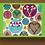 Thumbnail: Holiday Ornaments Card