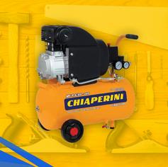 Motocompressor 7,6 Pés 21L 2 HP Monofásico - CHIAPERINI-MC7.6/21L