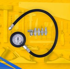 Medidor de pressão de óleo KITEST