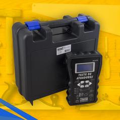 Teste de atuadores e corpo de borboleta eletrônico/válvula termostática KITEST