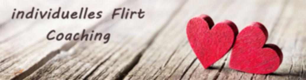 Flirt Kurse und Flirt Coaching