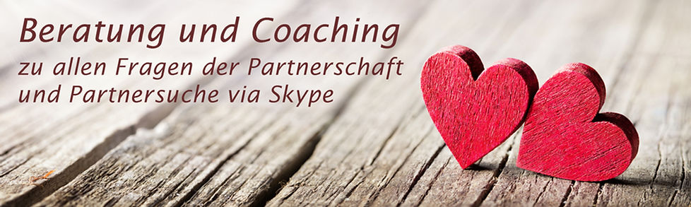 Beratung Partnerschaft und Partnersuche