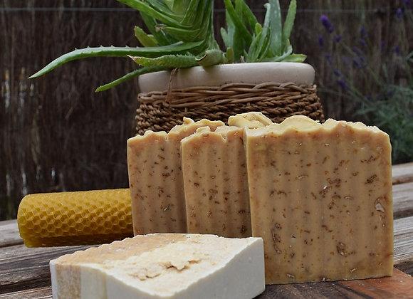 Honey & Oatmeal Scrub