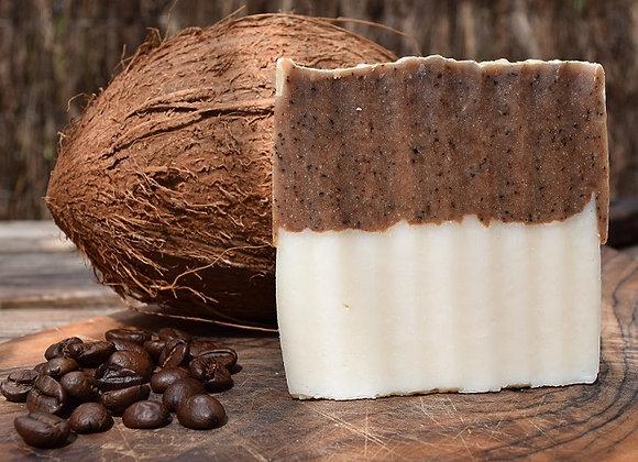 Coconut, Cocoa & Vanilla Scrub