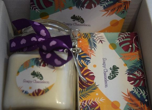 Soap & Candle Set