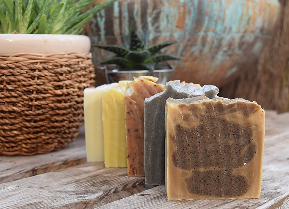 Set of 5 Soaps