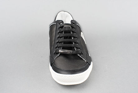 Black Sneaker Front