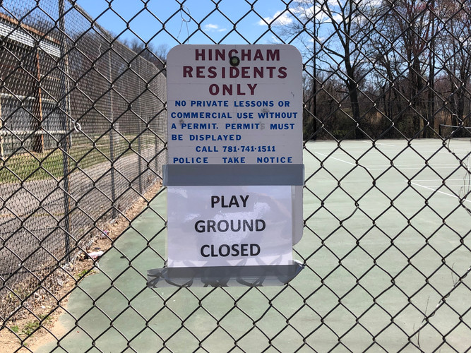 Foster Elementary Tennis Courts