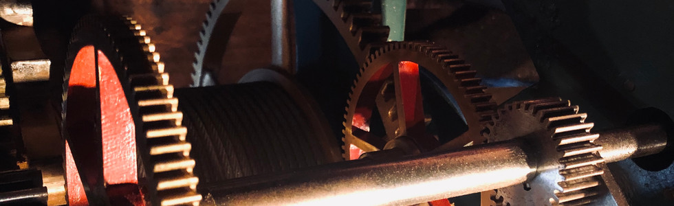The Gears In Motion