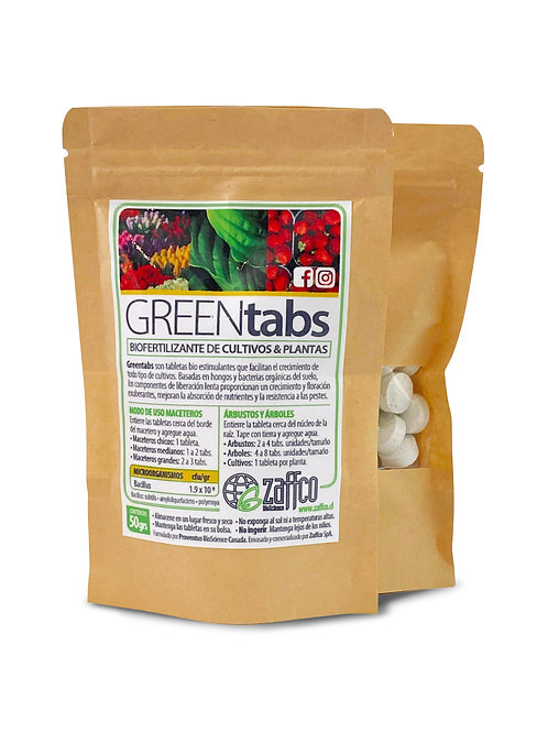 GreenTabs