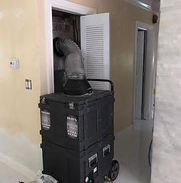 Negative Air HEPA Vacuum