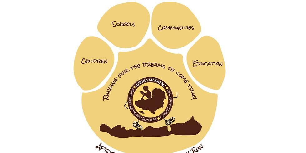 Tanulás Másként - Afrika Másként Jótékonysági Futás