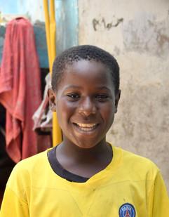 Moussa Cisse (Reménység Iskolája)
