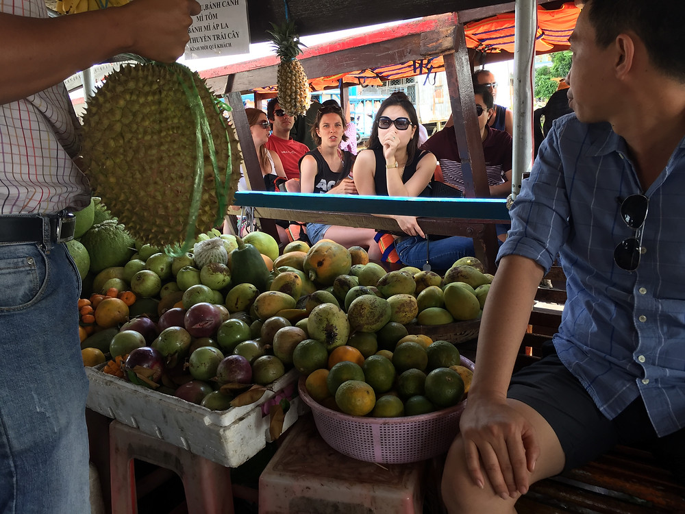 Floating Markets of Mekong...