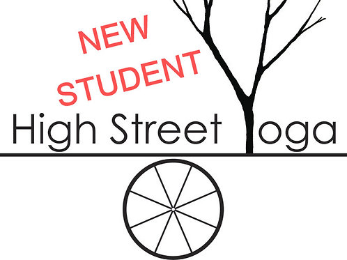NEW STUDENT SPECIAL One Month Unlimited