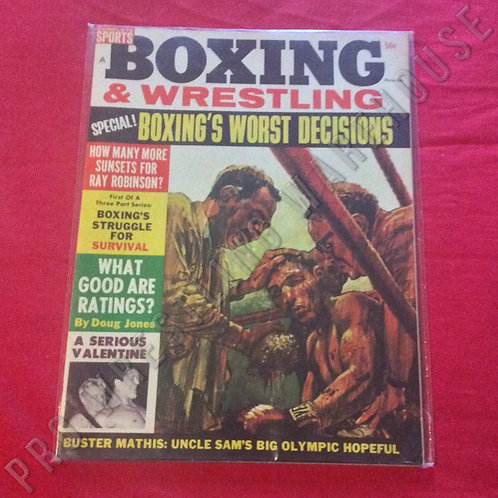 Boxing & Wrestling