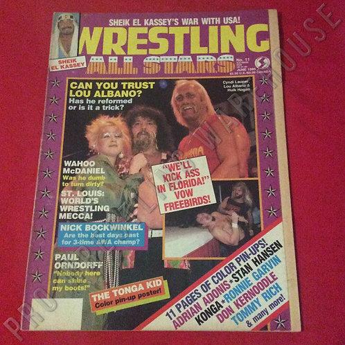 Wrestling All Stars - June 1985