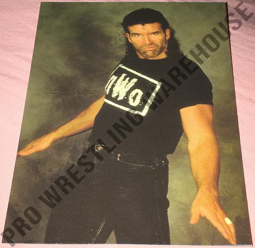 Scott Hall nWo - WCW 4x6 Wrestling Promo Photo