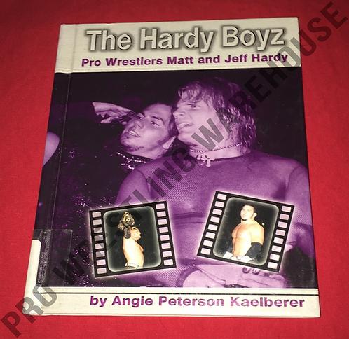 Pro Wrestlers Jeff & Matt Hardy - The Hardy Boyz Book, WWF, WWE