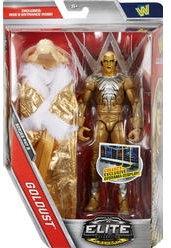 Goldust WWE Mattel Elite Wrestling Figure