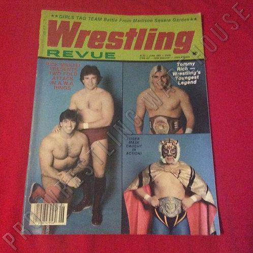 Wrestling Revue - June 1983