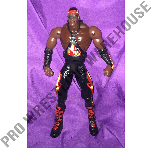 Booker T., Harlem Heat, WCW, ToyBiz, Loose Wrestling Figure, WWF, WWE