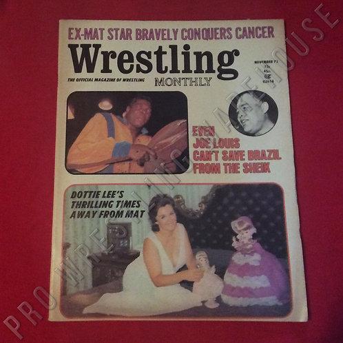 Wrestling Monthly - November 1973