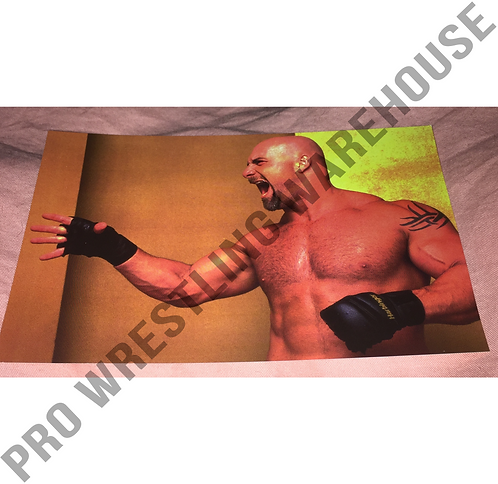GOLDBERG WCW 4x6 Wrestling Promo Photo