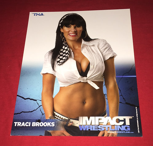 Traci Brooks 8x10 Promo Photo