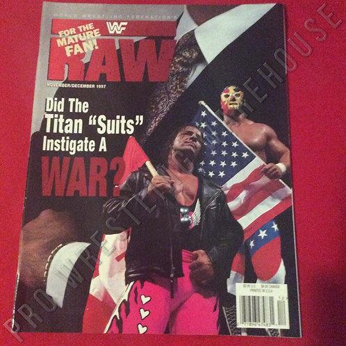 WWF RAW - December 1997