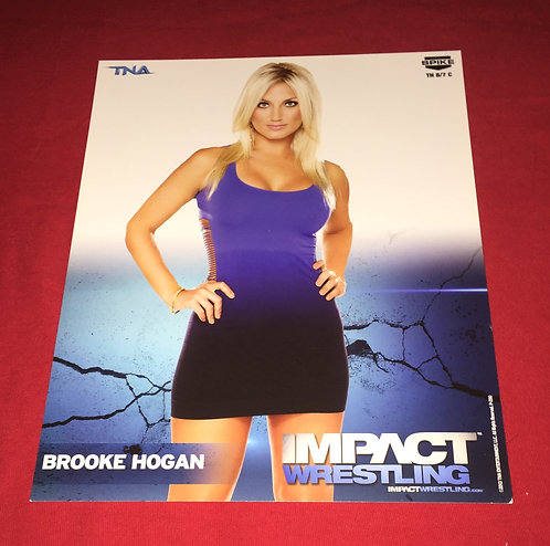 Brooke Hogan 8x10 Promo Photo