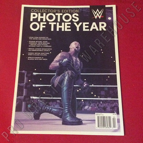 WWE The Year in Photos - 2014
