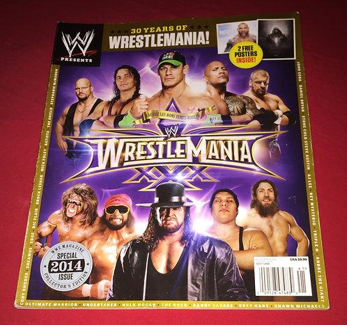 30 Years of WWE Wrestlemania (2014)