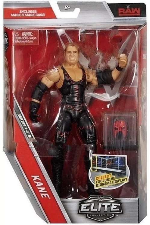 Kane WWE Mattel Elite Wrestling Figure