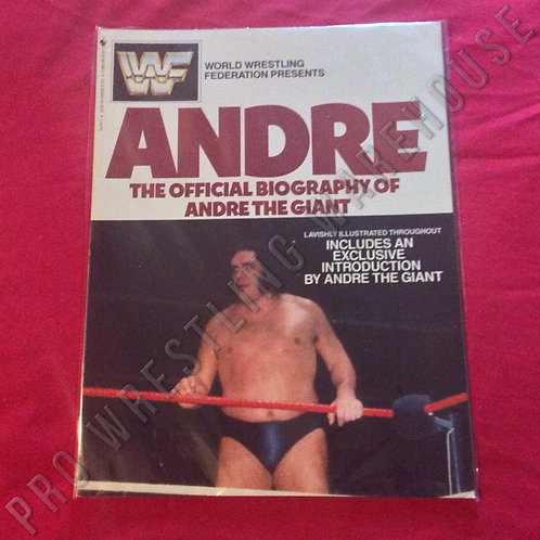 Andre The Giant Biography