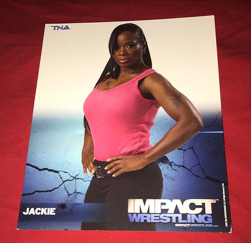 Jackie 8x10 Promo Photo