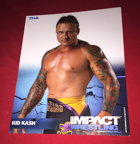 Kid Kash 8x10 Promo Photo