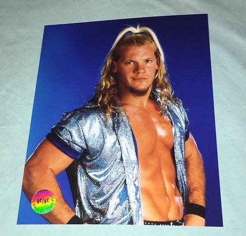 Chris Jericho 8x10 Promo Photo