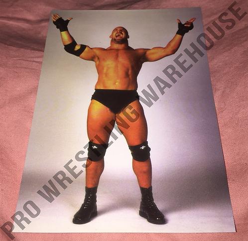 GOLDBERG WCW 4x6 Wrestling Promo Photo