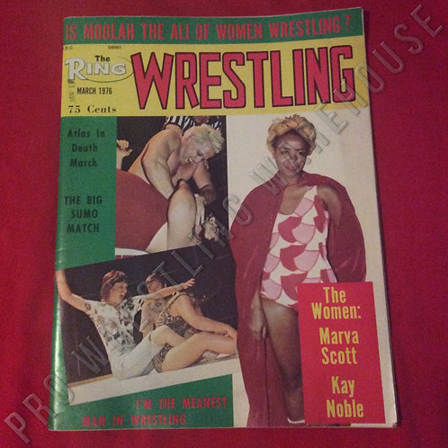 The Ring Wrestling - March 1976