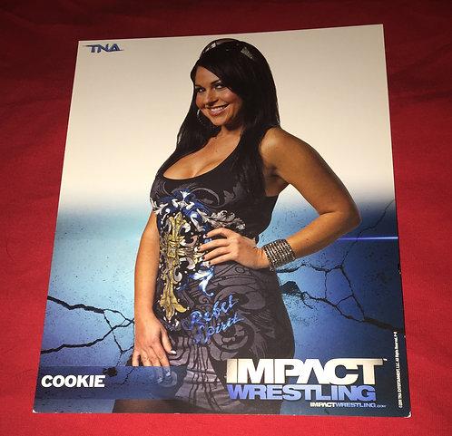 Cookie 8x10 Promo Photo