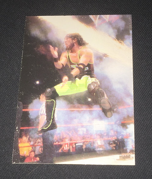 X-Pac WWE Wrestling Trading Card - DX