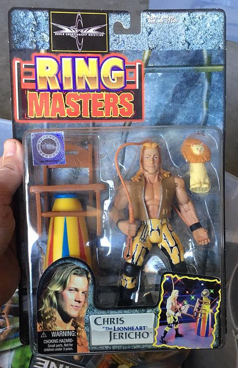 "Chris Jericho ""LionHeart"" Rookie WCW Wrestling Figure"