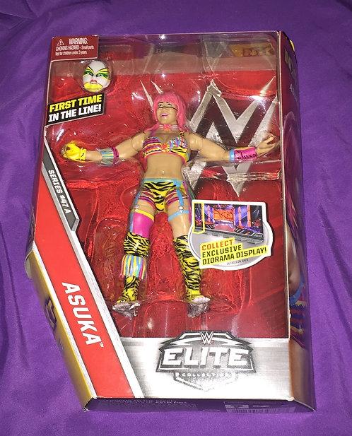 Asuka WWE Mattel Elite Wrestling Figure